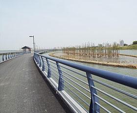苏州工业园区阳澄湖生态休闲公园