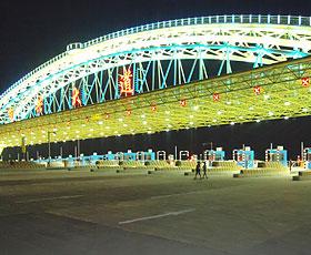 德赢app下载滨湖新区方兴大道下穿京台高速公路互通立交工程